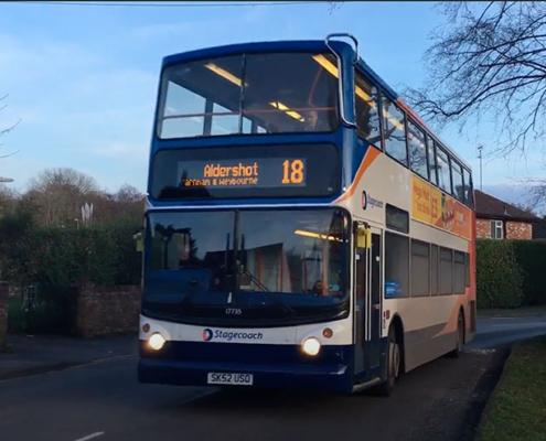 Bus travel offer