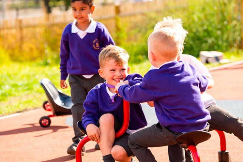 Cambridge Primary School Wellesley neighbourhood Aldershot