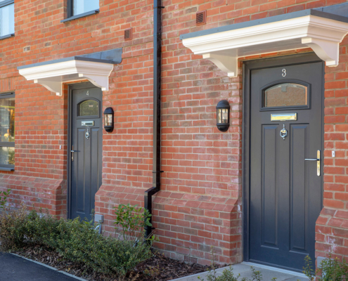 Shared home ownership