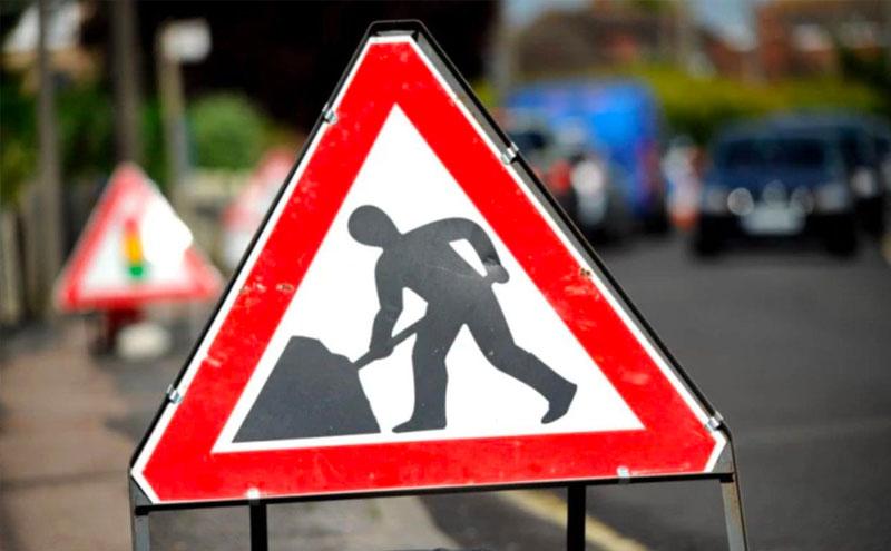 Works to Queens Avenue, Aldershot